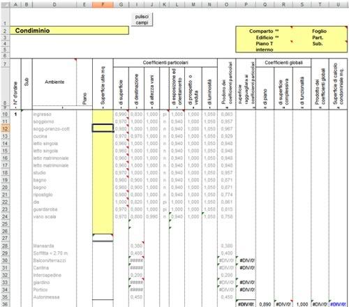 Guida calcolo millesimi - Calcolo indennita di occupazione immobile ...